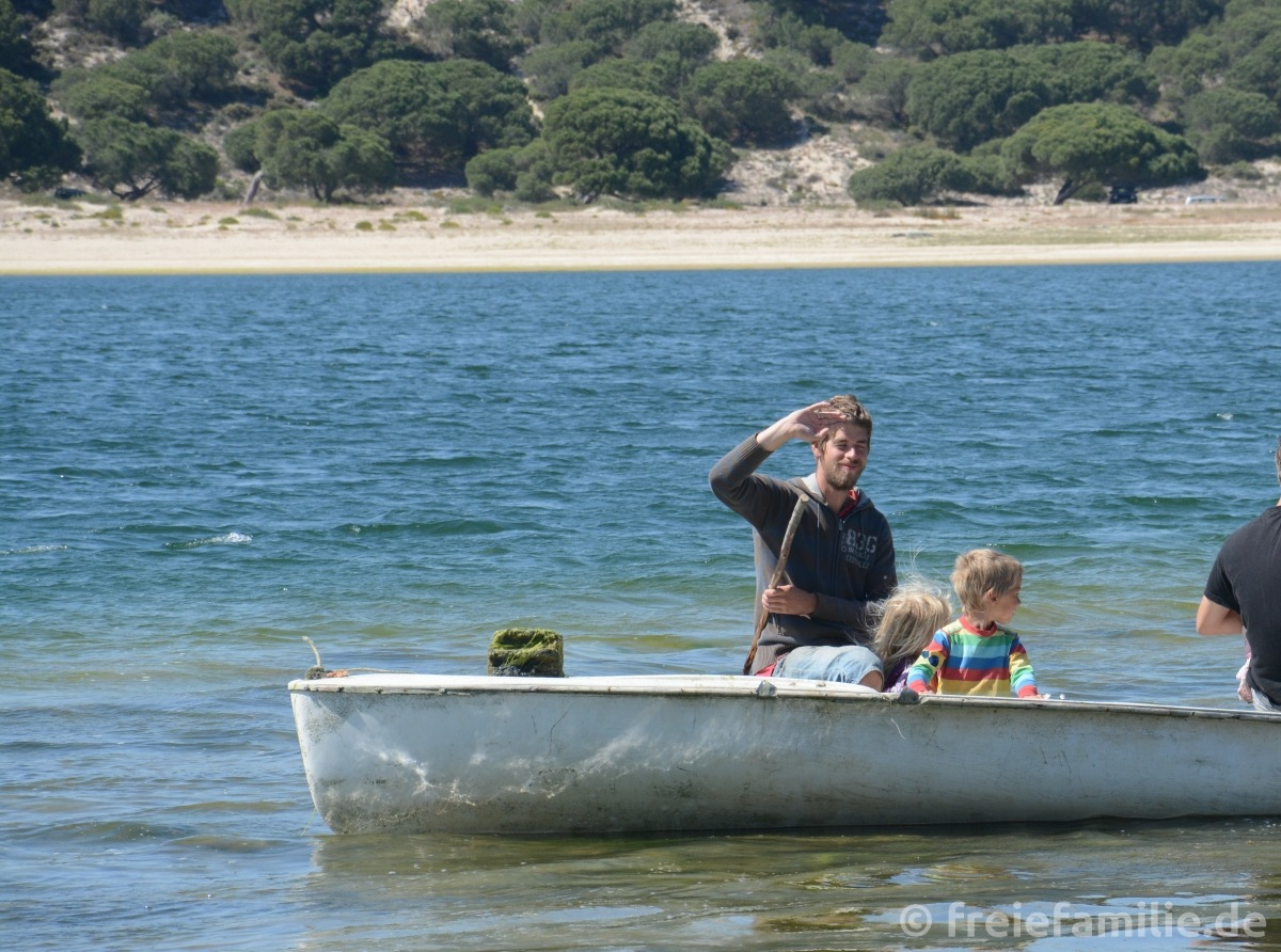 Portugal – Lagoa de Albufeira