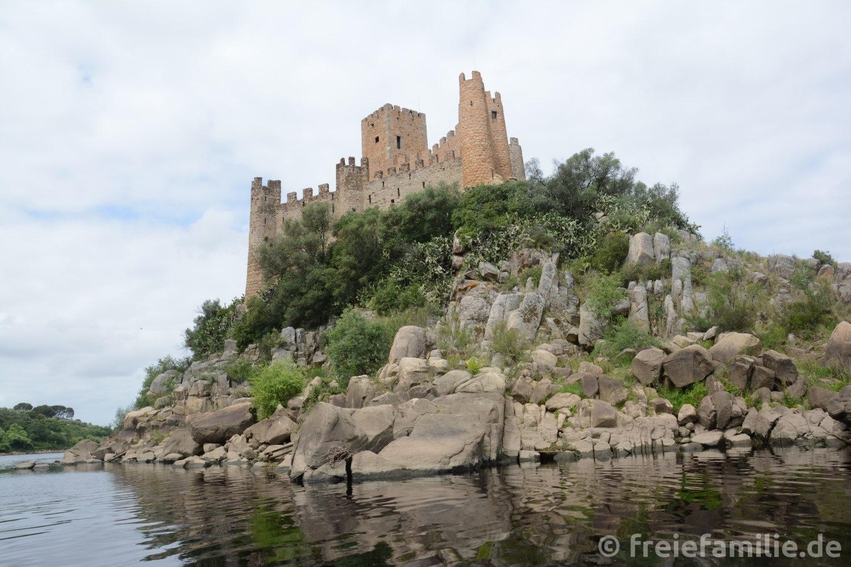 Portugal – Castelo de Almourol