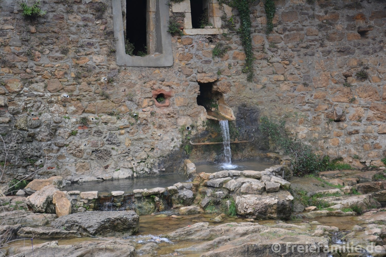 Heiße Quelle – Rennes-les-Bains