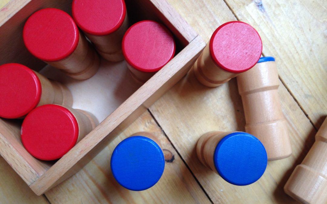Unser Sonntags-Tipp: Montessori Sound Boxes / Sound-Memorie